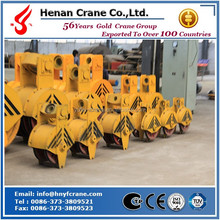 Rope plley block for lifting equipment