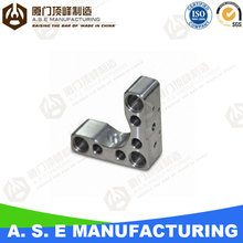 oem service metal lathe parts with fast delivery aluminum milling machining part