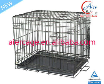 good price metal dog cage