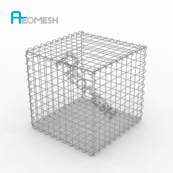 Best Price Galvanized wire mesh fence for boundary wall