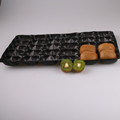 29*49cm PP plastic Packaging Tray for kiwi