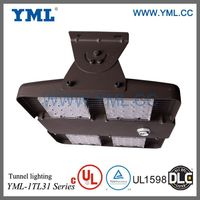 DLC certified, UNIQUE, High efficiency, multi-functional LED street/tunnel/flood light