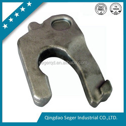 Hot Die Forged Mechanical Part/Bracket Mechanical Parts/Small Mechanical Parts