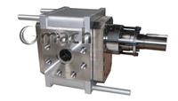 Chemical pump-Large flow rate melt gear pump