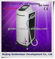 2013 New design E-light+IPL+RF machine tattooing Beauty machine aluminum alloy tattoo grip