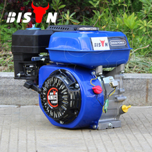 BISON CHINA TaiZhou Chinese High Quality Gasoline 200cc Engines Air Cooled