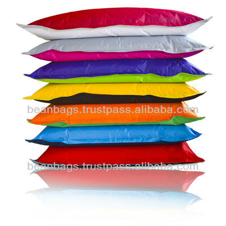 Different color Nylon adult bean bag waterproof and durable for indoor and outdoor use