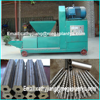Compressed Wood sawdust Briquette Moulding Machine for sale with factory price