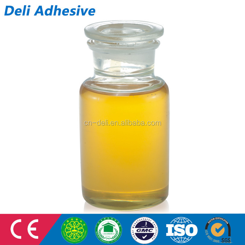 High quality solvent based spray adhesive for foam bonding