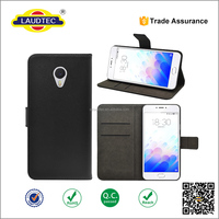 Prime PU Leather Wallet case for MeiZu M3 Note ,flip leather case for MeiZu M3 Note