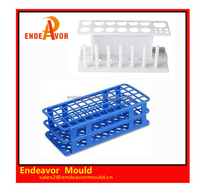 Factory Direct Sales Quality Assurance Injection plastic test tube rack mould