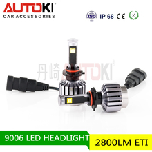 Autoki High Power 9006 led headlight bulb for 2007 toyota rav4