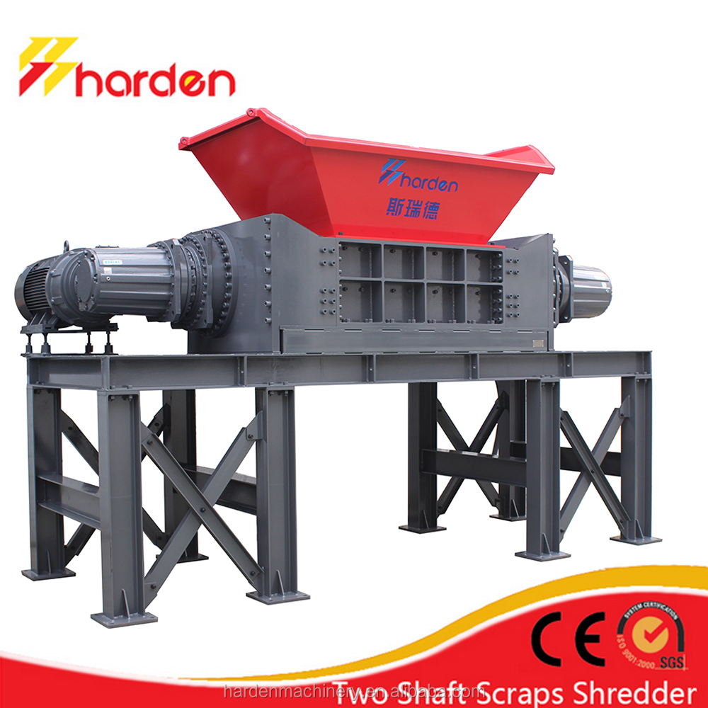 CE ISO certified high quality sofa shredding machines for sale