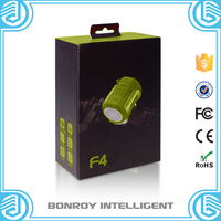 Portable Mini speaker Support TF Card FM Radio Phone Laptop Tablet PC Handsfree Call Rugby Bluetooth Speaker