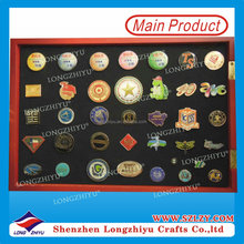 Promotional Beautiful Stamping Bronze Metal Pokemon Badges Custom Lapel Pin