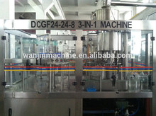 carbonated soft drink filling line carbonated filling line aluminum can filling production line