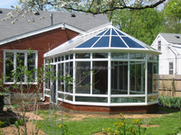 high quality aluminum sunroom with australian standard