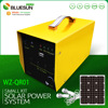 2016 New Type 12Vdc all-in-one portable solar panels kits for camping outdoor