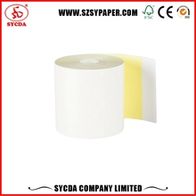 World Class NCR 2 ply carbonless paper From Shenzhen Manufacturer