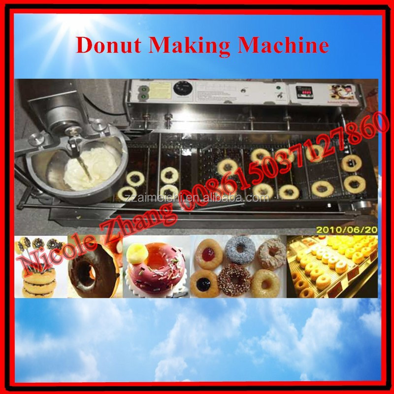 commercial donut making machine/<strong>stainless</strong> <strong>steel</strong> donut maker 008615037127860