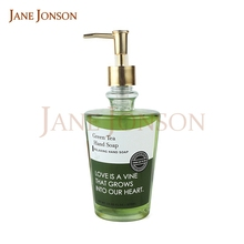 Wholesale cheap top care green tea scent hand wash liquid soap,clean and smooth liquid hand soap