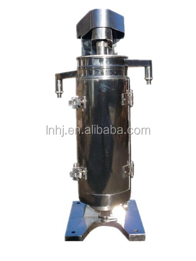 GF125 tubular centrifuge separator for oil water clarification