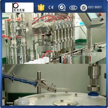 Over 10 years experience free shipping cosmetic cream filling machine heating/mixing/filling machine with low price