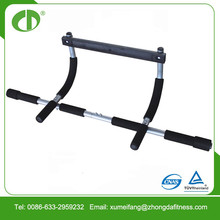 Gym free standing pull up bar door gym pull up bar