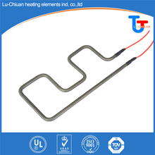 China factory electric heating element 220v customized tube coil