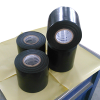 oil gas water underground steel pipe wrap tape