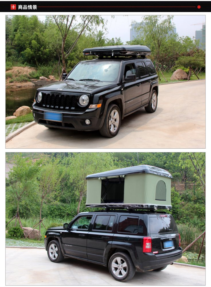 car roof top automatic tent