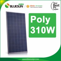 2016 newest solar panels 310w poly for home free design and esaie installation