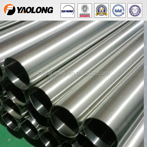 EFW stainless steel pipe food grade 316 stainless steel sanitary pipe