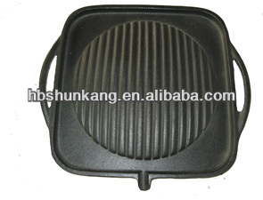 Wellness Cast Iron BBQ Grill With High Quality