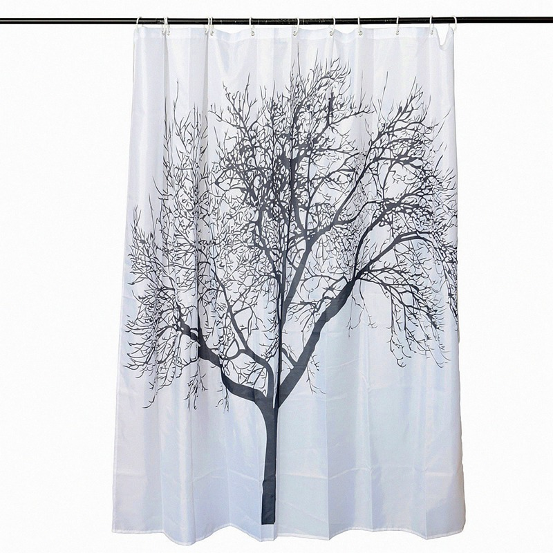 Cheap Cute Shower Curtains Custom Fabric Shower Curtains