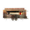 FV-55 New electric food trailer catering trailer food truck trailer for sale food