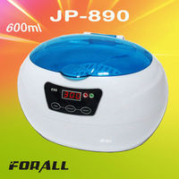 600ml portable digital sonic vibrating cleaner JP-890