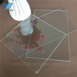 Ultra Clear Glass Sheet Tempered Panels 4mm 5mm 6mm 8mm 10mm 12mm 15mm
