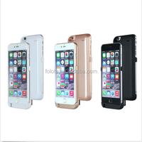 For iPhone 6 Or 6 Plus Extended Power Charger Battery Backup Case/Cover 3500mAh New