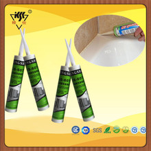 Acid Antibacterial Silicone Sealant For Bathroom Kitchen