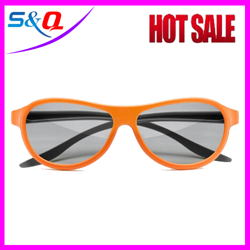Active passive Shutter cheap 3d glasses