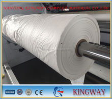 < kingway> Breathable PE Film Printing Raw Material PE Cast Film for Baby Diaper Backsheet made in china