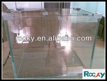 3-25mm Ultra clear Float Glass-For Making BIG Square Fish Tank