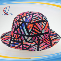 Factory Price Wholesale Blank Printed Bucket Hats with Any Logo