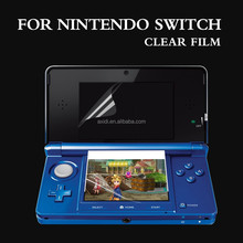 Free sample!!ultra HD screen protector for Nintendo Switch DS