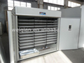 Large supply 4576 eggs automatic hatching machine fully automatic poultry egg incubator price