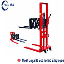 hydraulic 500kg fork extension manual lifter in stock