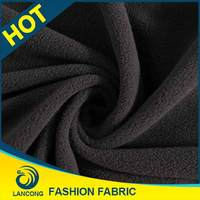 2015 Top quality Garment making use Knit dyeing polar fleece fabric