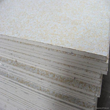 Wide avalable designs PVC laminated gypsum board tiles