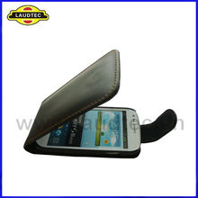 for Samsung Galaxy S3 mini i8190 Leather Case, Pouch Cover for Galaxy S3 mini, IN Stock